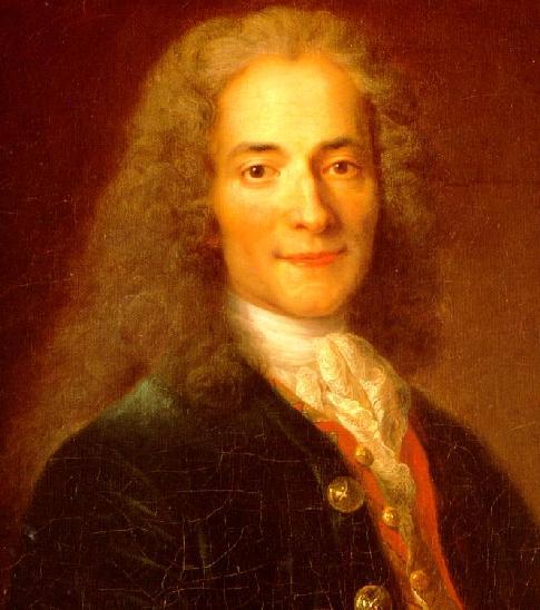 Voltaire Portrait